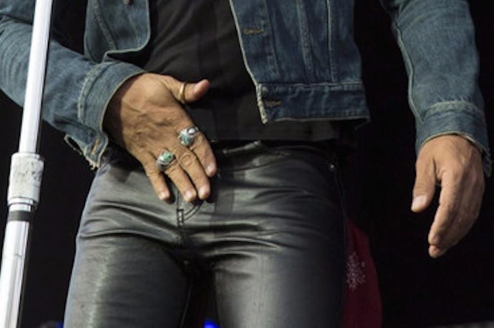 Lenny Kravitz Crotch