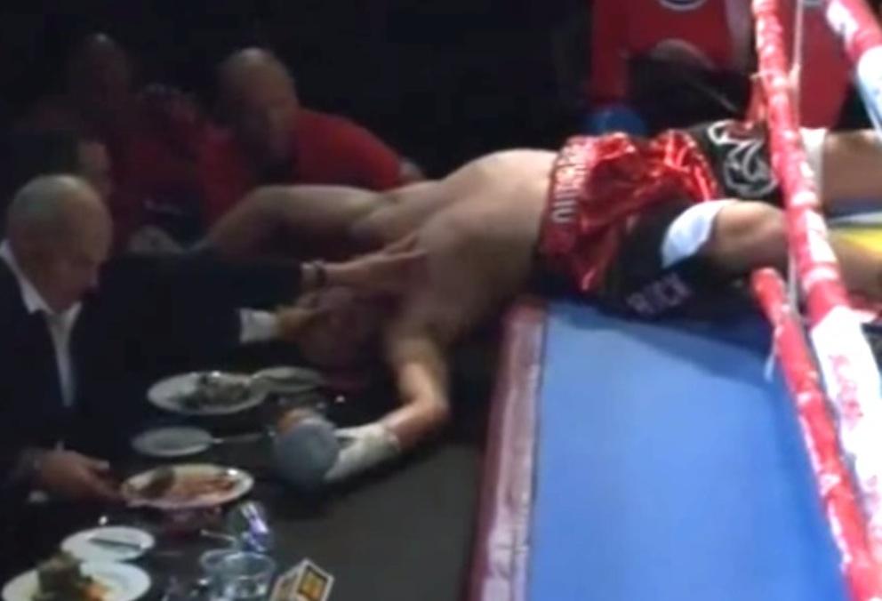 Most Burtal Knockout