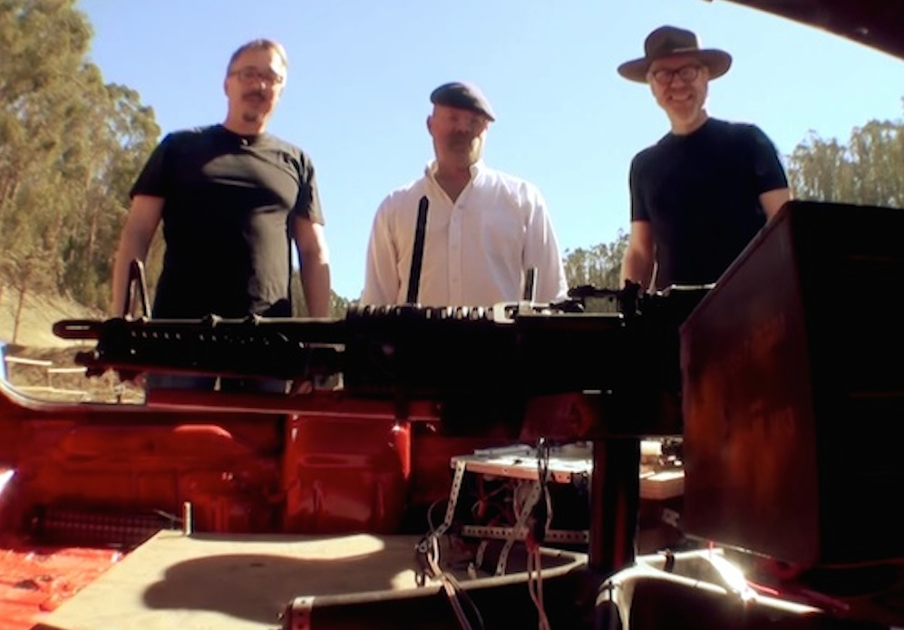 Mythbusters Breaking Bad Finale
