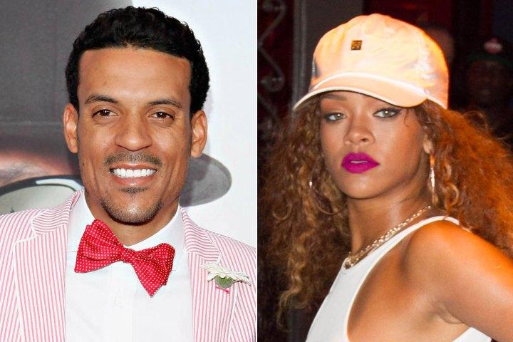 Rihanna Matt