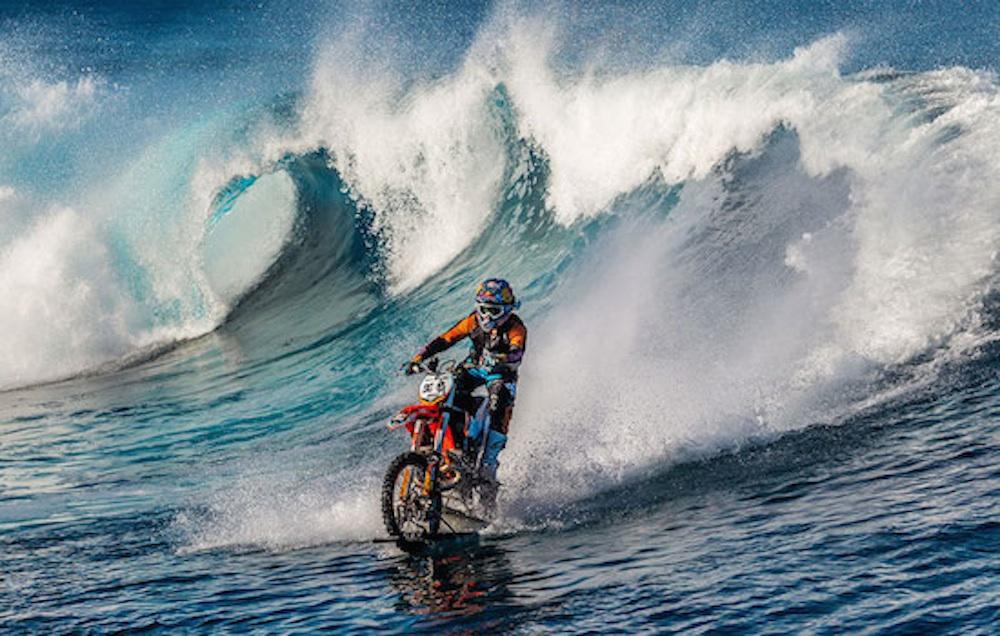 Robbie Madigan Dirt Bike