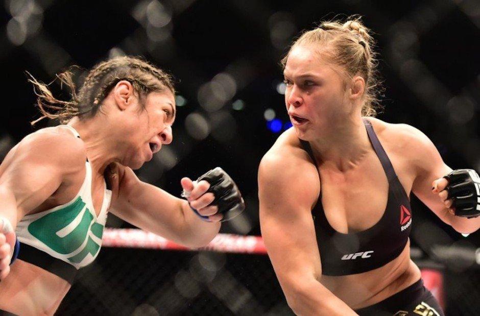 Ronda Rousey Bethe Correia