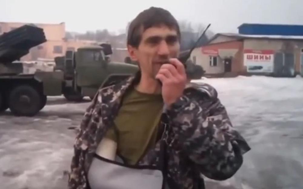 Russian General Orders Missile Strike
