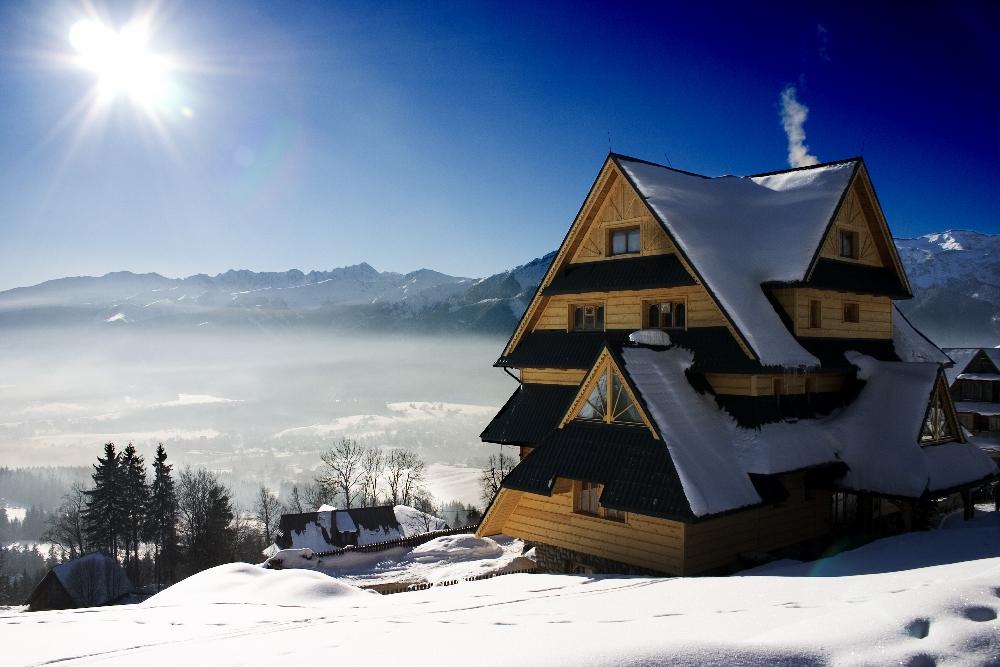 Snowbombing - Accomodation 2