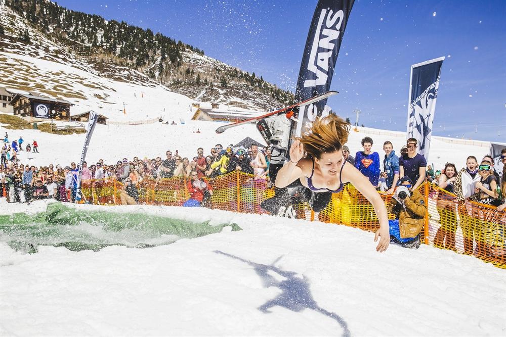 Snowbombing - Extreme Sports