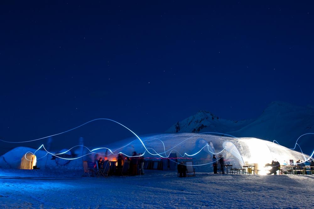 Snowbombing - Igloo