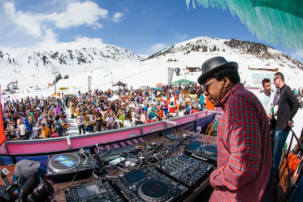 Snowbombing - Mountain Stage