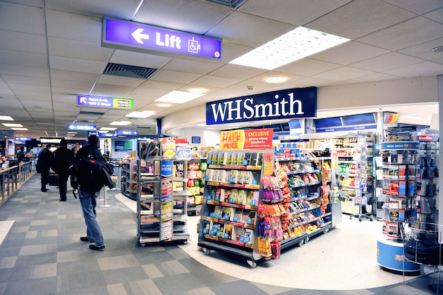 WH Smith Airport