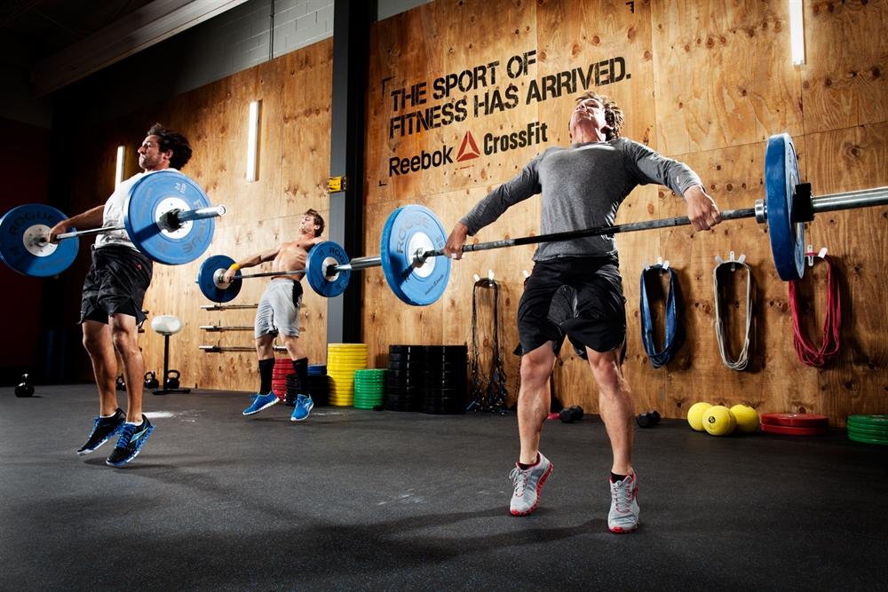 CrossFit Sucks - Competition