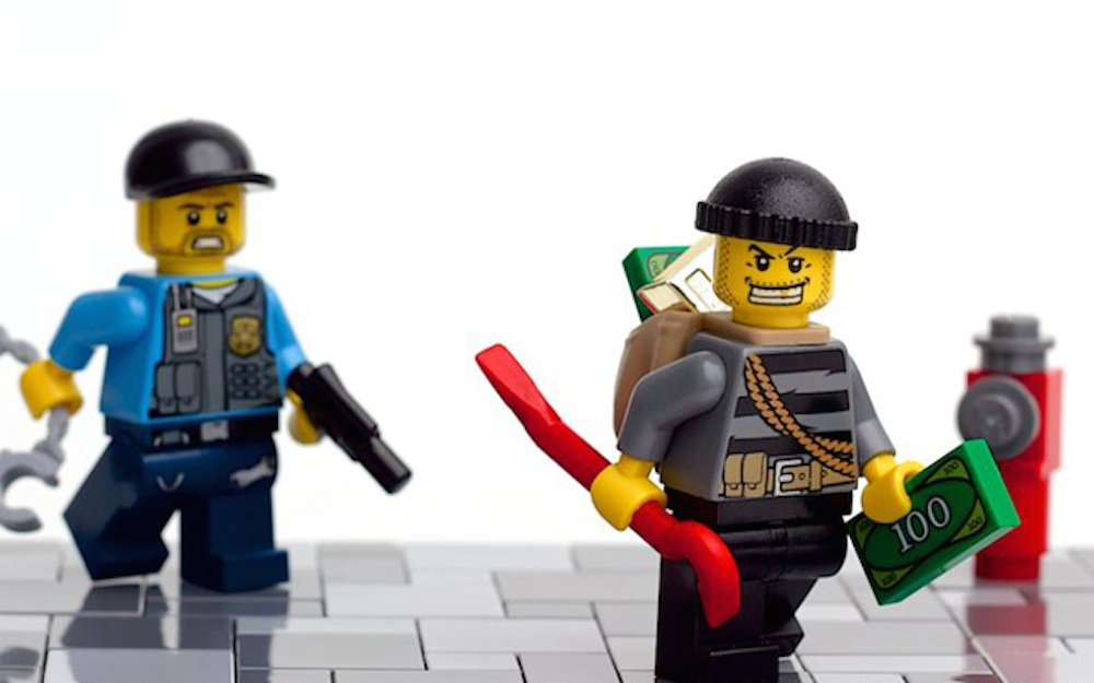 Harvard Employee Steals $80,000 To Buy LEGO