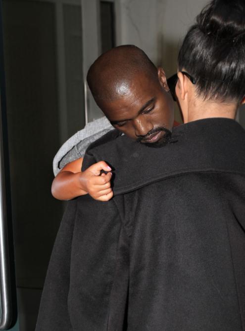 Kanye West North West 1