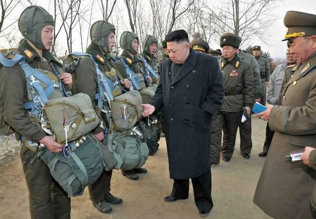 Kim Jong Un Looking At Things - Bag