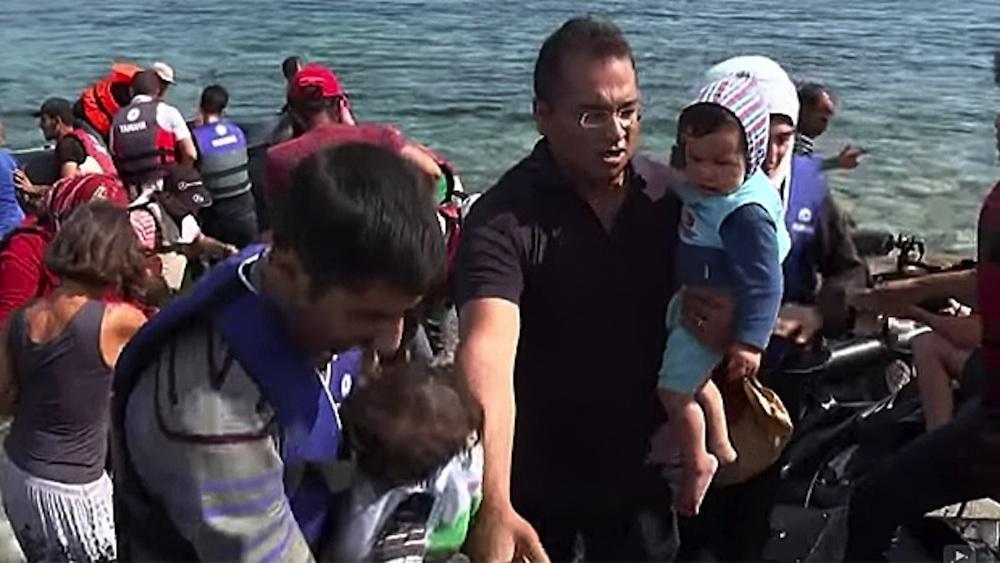 Krishnan Guru-Murthy Refugees
