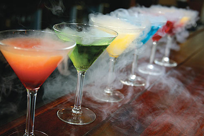 Red Potion Alcoholic Drink