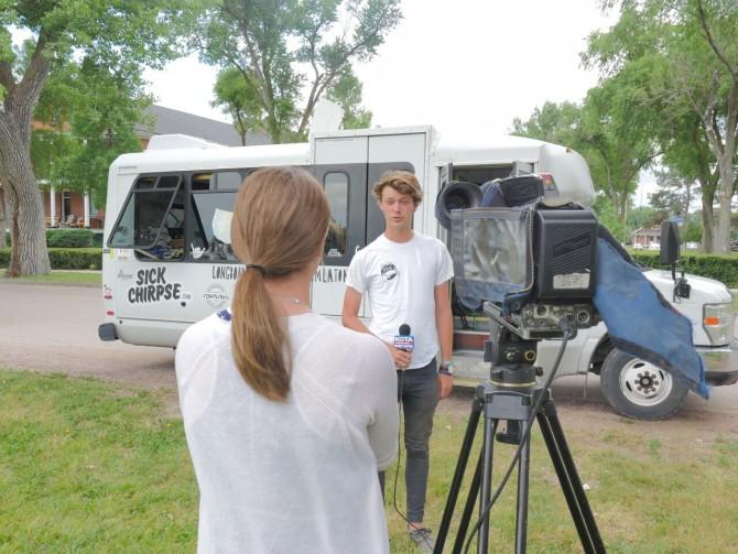 Longboarders Interviewer