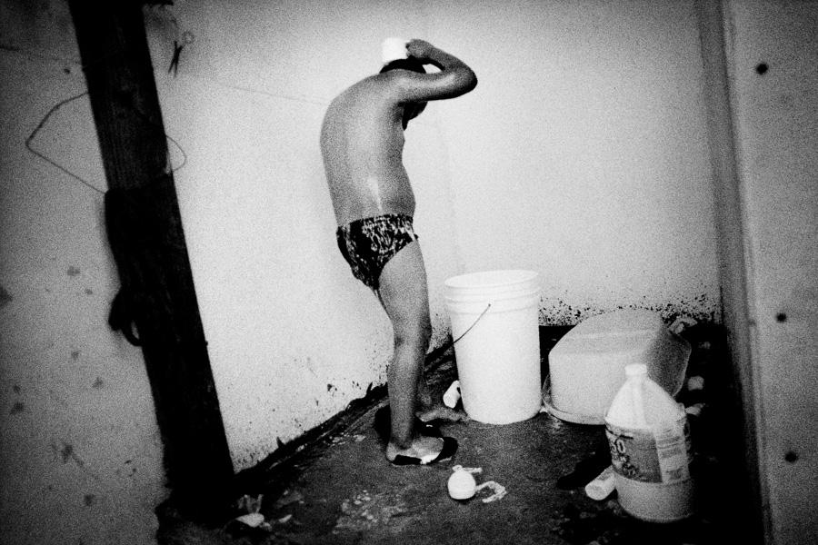 Matt Black Kingdom Of Dust - Bathing Out Of A Bucket