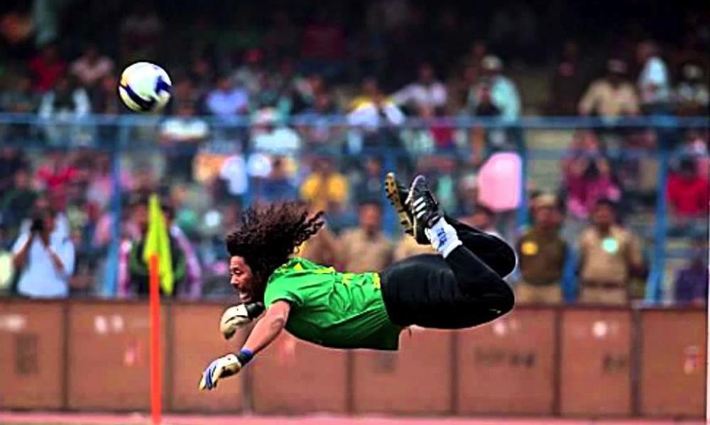 Rene Higuita Scorpion Kick