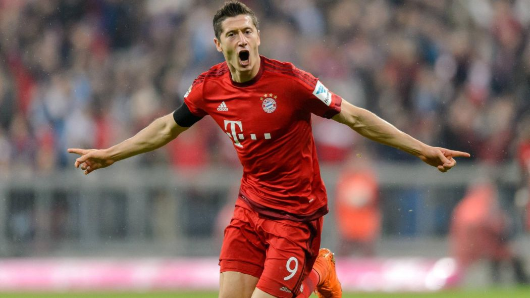 Robert Lewandowski Five Goals