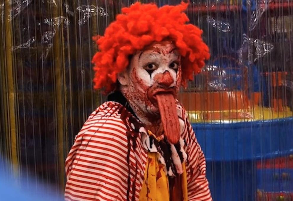 Ronald McDonald Psycho