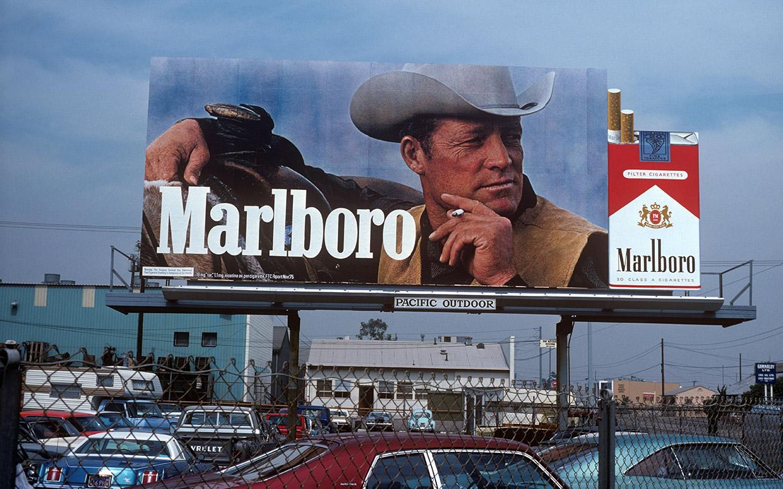 Smoking Sucks - Marlboro Man Dies