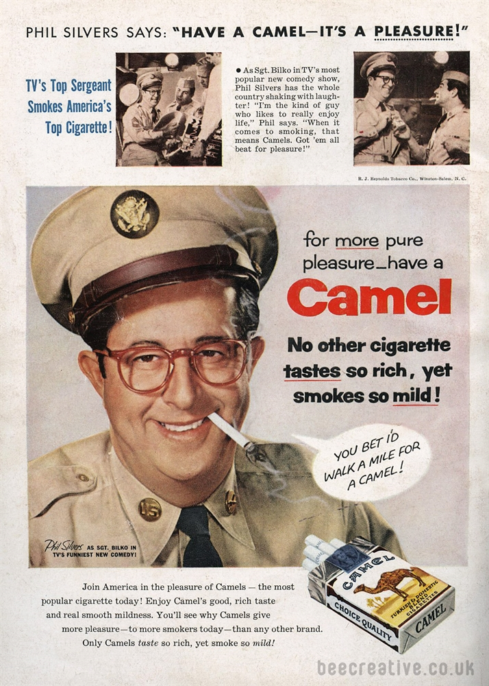Smoking Sucks - Old Advert 2