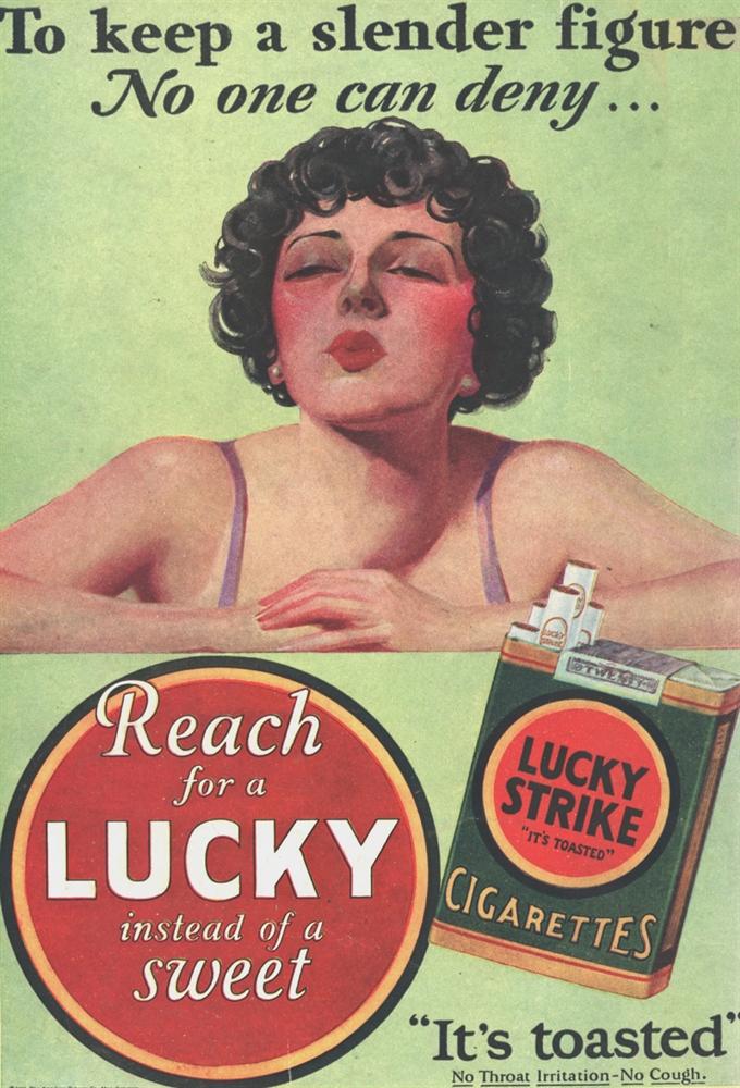 Smoking Sucks - Old Advert 3