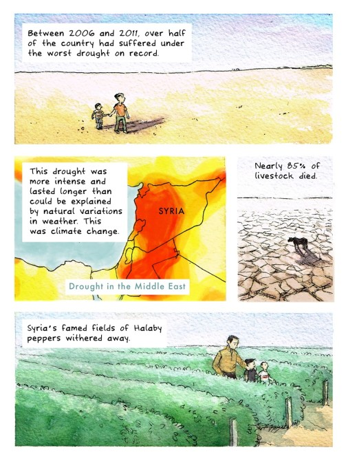 Syria Comic 1