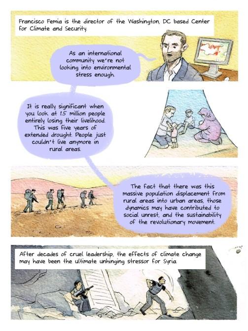 Syria Comic 11