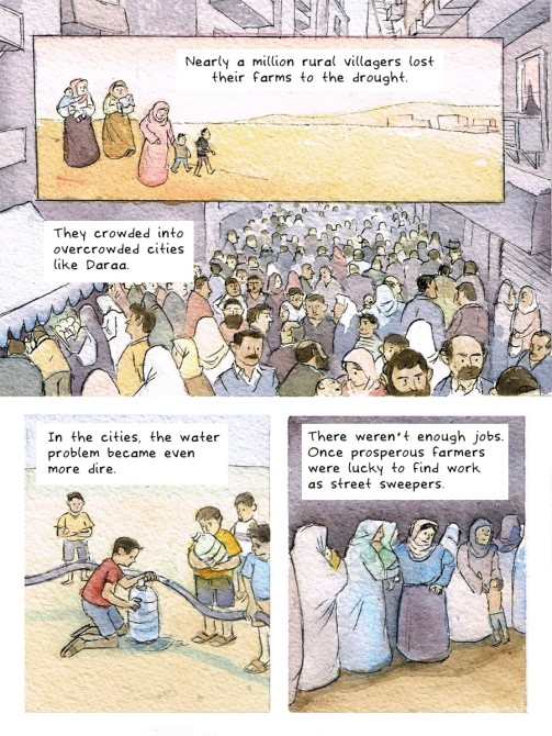 Syria Comic 3
