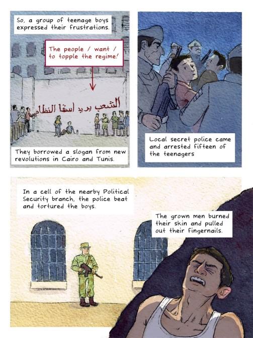 Syria Comic 4