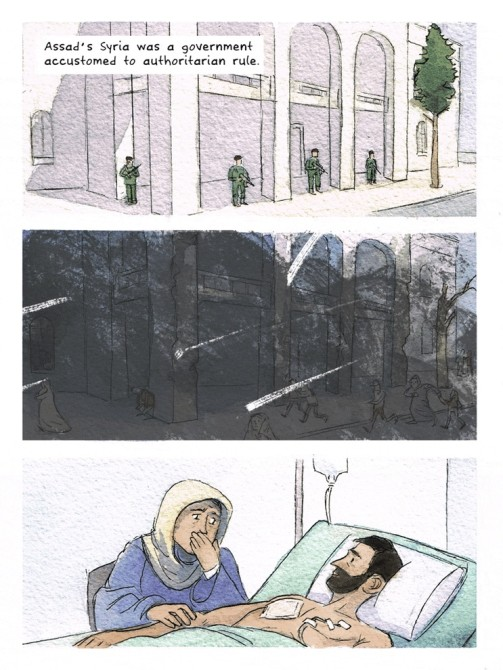 Syria Comic 6 New