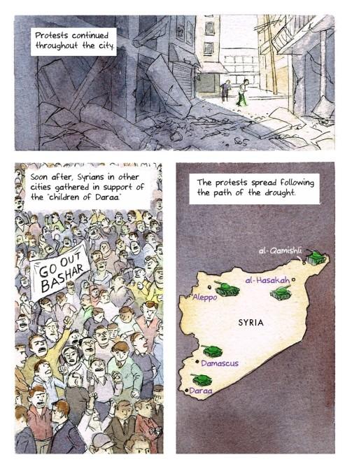 Syria Comic 7