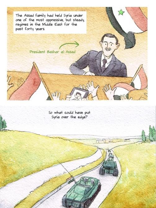 Syria Comic 9