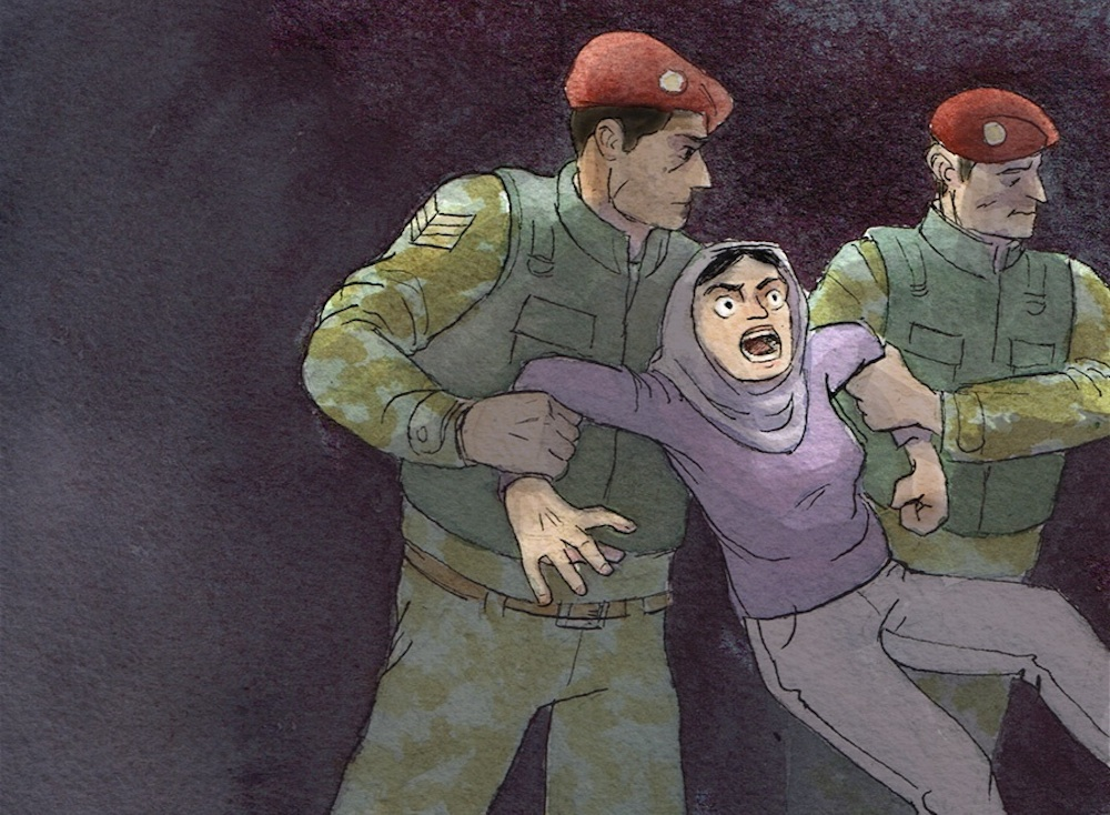 Syria Comic Book Featured
