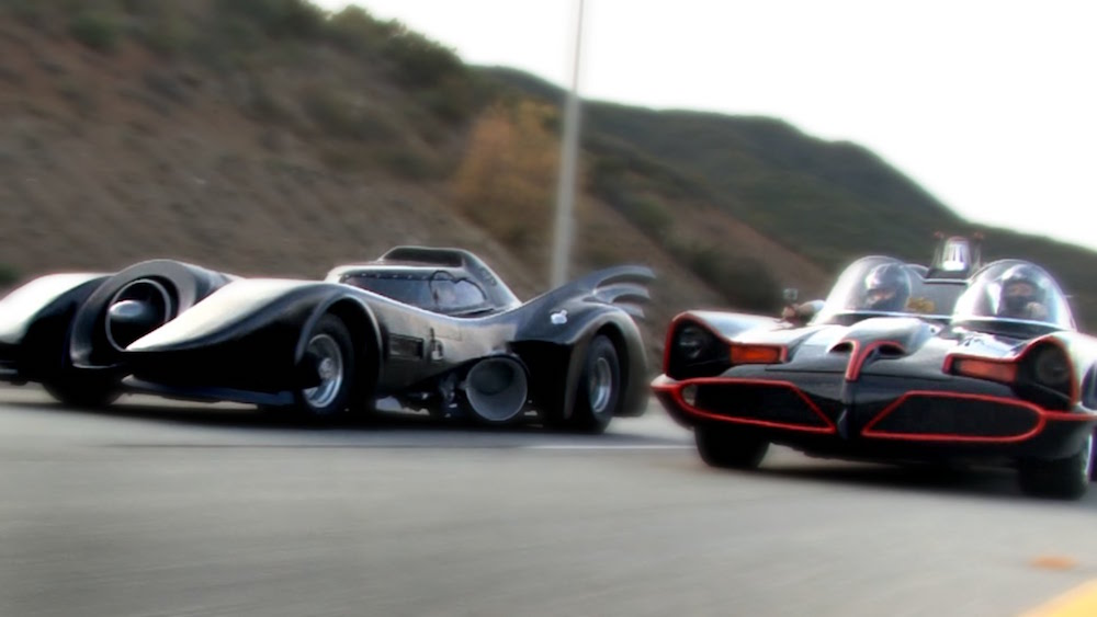 Batmobile Racing