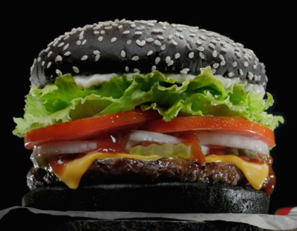 Burger King S Black Halloween Burger Is Reportedly Turning