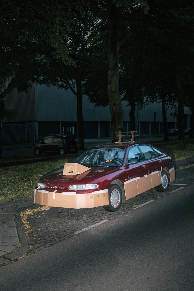 Cardboard Cars 2