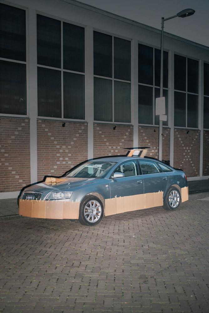 Cardboard Cars 4