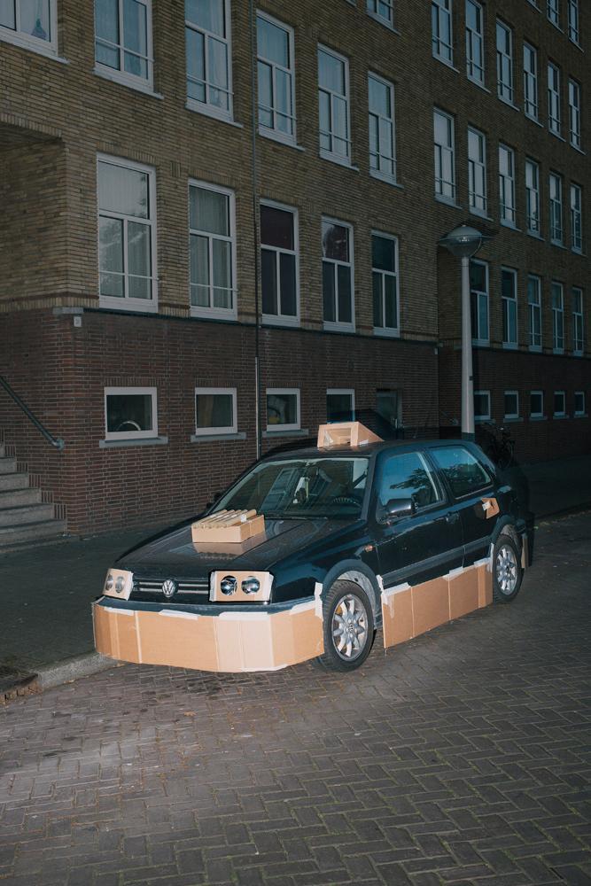 Cardboard Cars 5