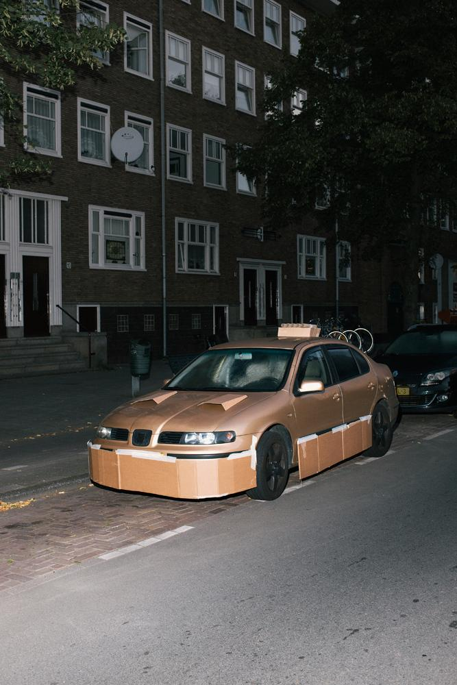 Cardboard Cars 7