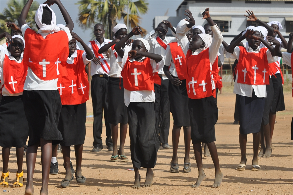 Christmas Is Awesome - South Sudan Christmas Party