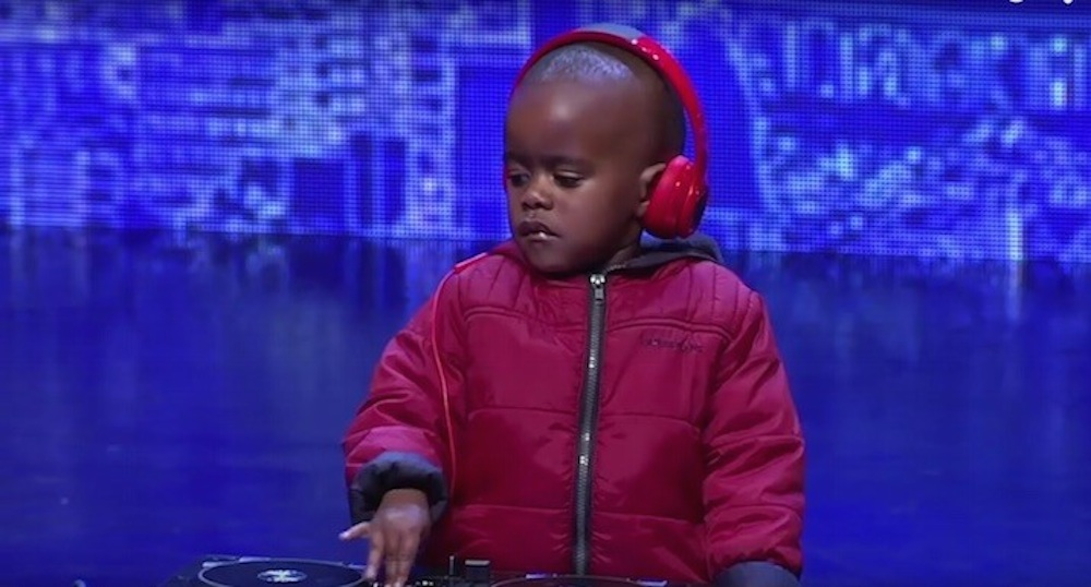 DJ Arch JNR South Africa's Got Talent
