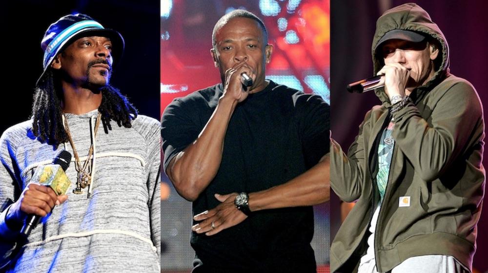 Dre Snoop Eminem