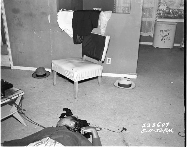 James Ellroy - LAPD 53 - Gunshot