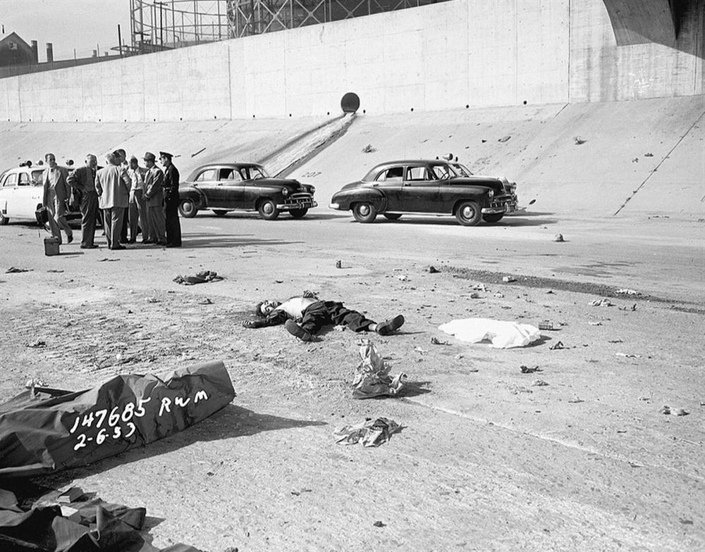 James Ellroy - LAPD 53 - River Murder