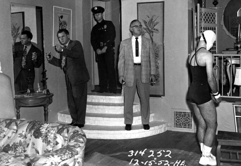 James Ellroy - LAPD 53 - Suicide