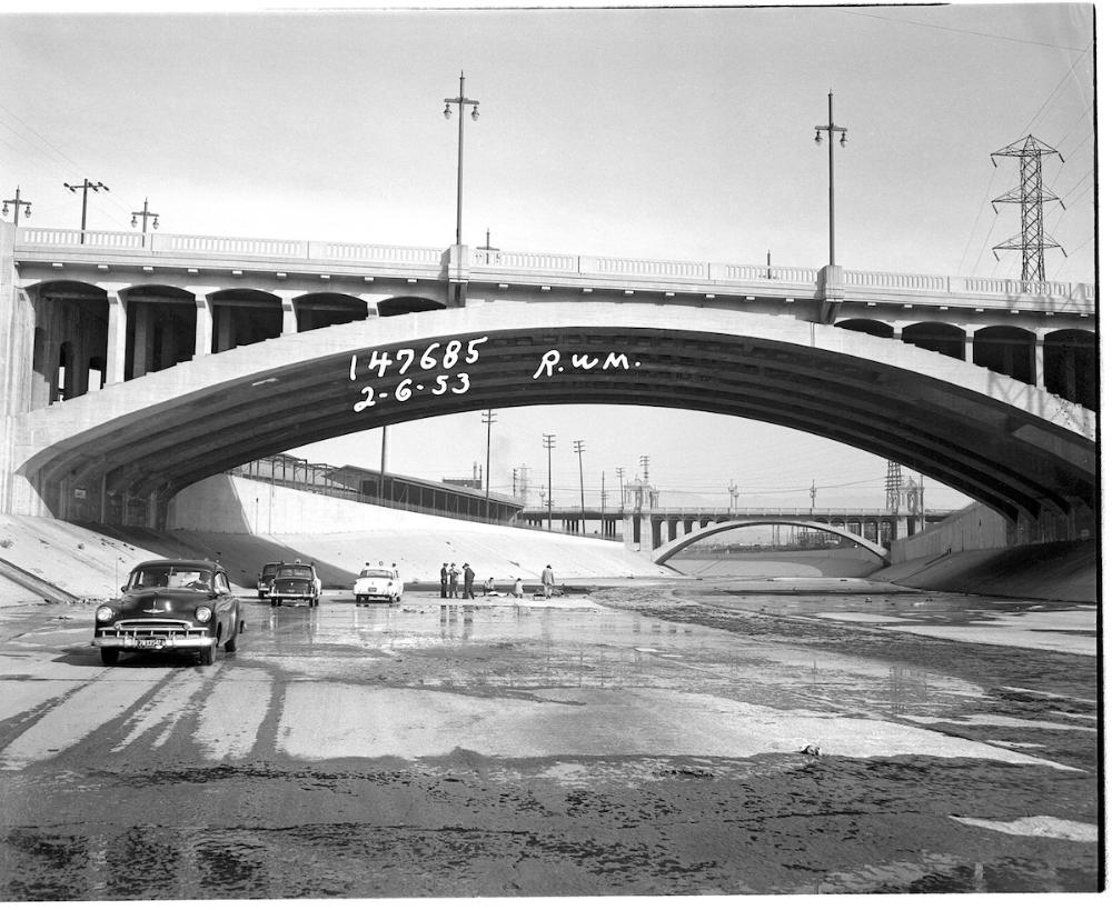 James Ellroy - LAPD 53 - The River