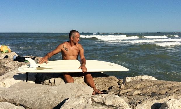Kim Jong Un Rules - Surfing Nicola Zanella
