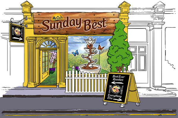 McCain Sunday Best