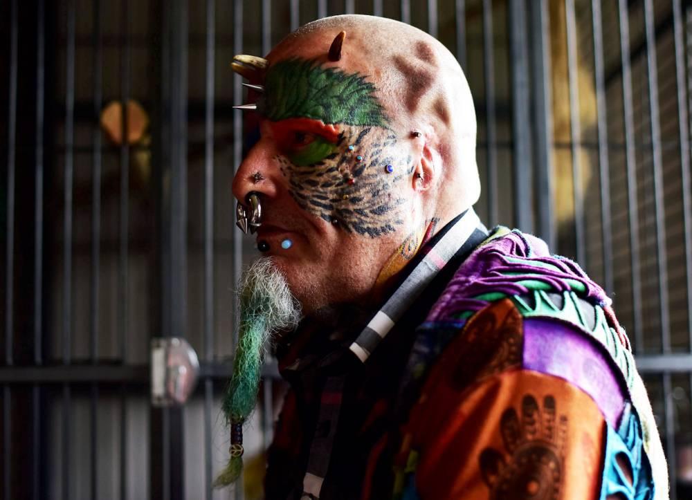 Parrot Man 3